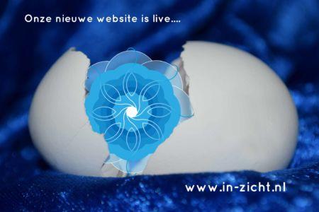 Augustus 2019; de nieuwe website en logo