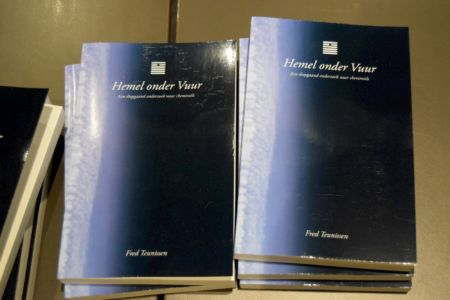Lezing Hemel onder Vuur met Fred Teunissen