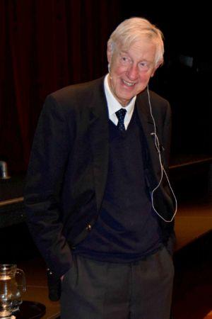 Een van de mooiste lezingen ooit met de 90 jarige dokter Hans Moolenburgh sr.