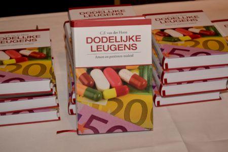 Lezing met C.F. van der Horst over misleiding in pharma land
