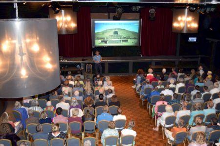 Op avontuur met dr. Sam Osmanagich over de piramides in Bosnië