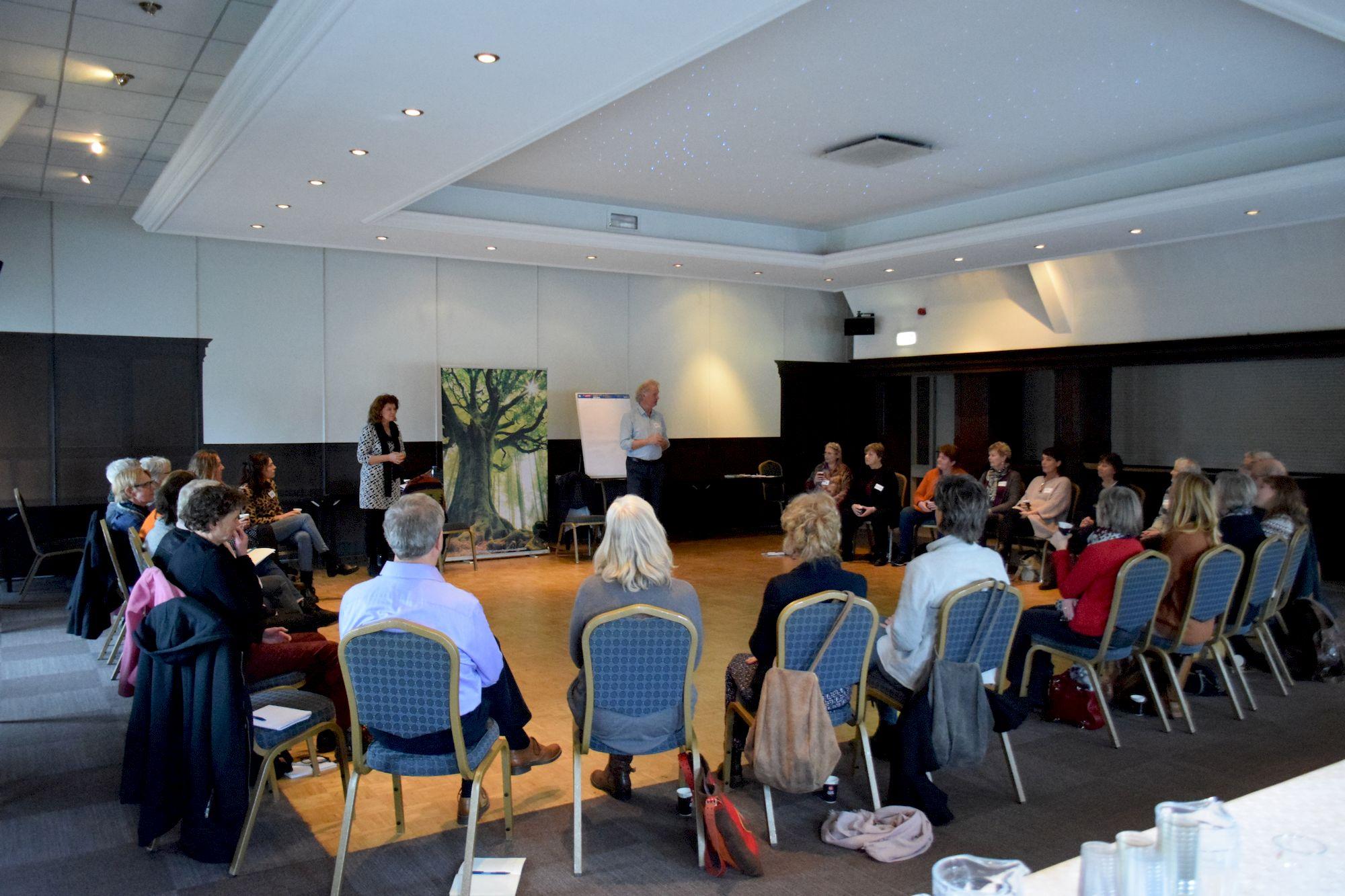 Stichting In zicht Lezingen en Workshop 8