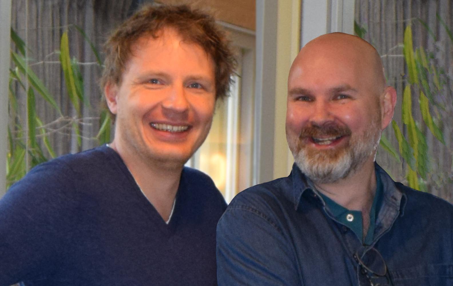 Boudewijn en Pieter